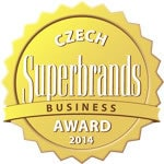 Czech Business Superbrands 2014