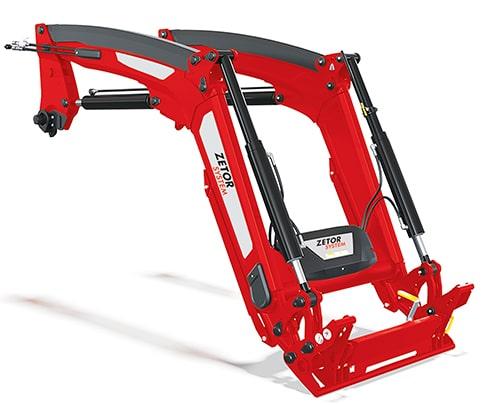 Front loaders - ZETOR TRACTORS a s
